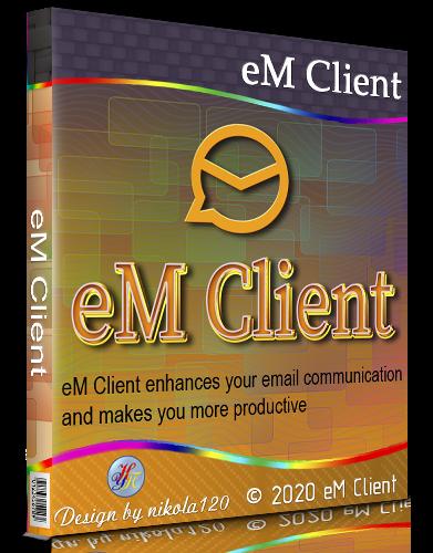 eM Client Pro 8.1.852.0 RePack (& Portable) by KpoJIuK [2020,Multi/Ru]