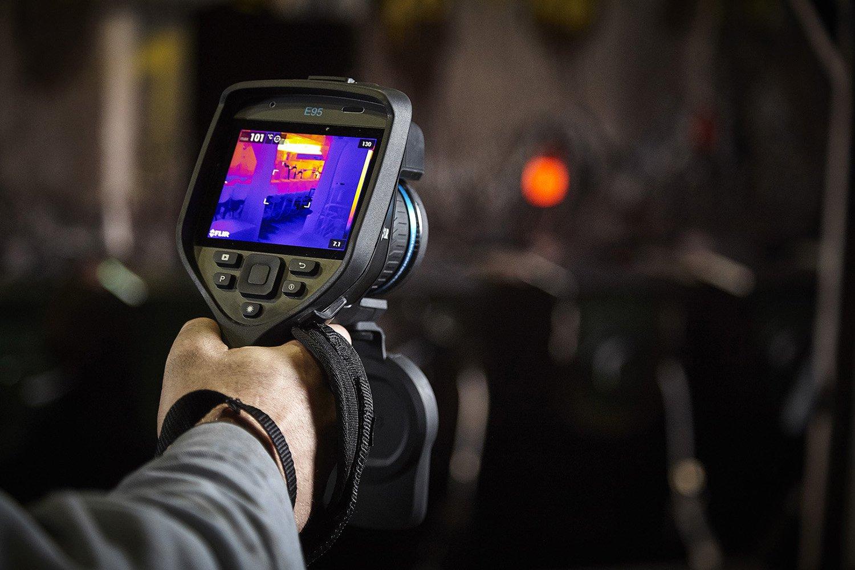 Тепловизорные камеры: отличия от обычных, основные функции