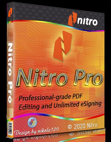 Nitro Pro 13.32.0.623 RePack by elchupacabra [2020, Ru/En]