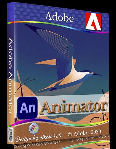Adobe Animator 2021 21.0.1.37179 RePack by KpoJIuK [2020,Multi/Ru]