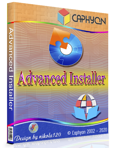 Advanced Installer 17.7 RePack (& Portable) by xetrin [2020, Ru/En]