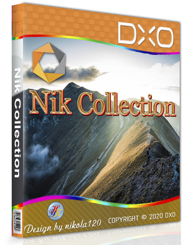 Nik Collection 3 by DxO 3.3.0 [2020,Multi/Ru]