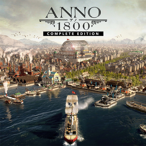 Anno 1800: Complete Edition [v 9.2.972600 + DLCs] (2019) PC | Uplay-Rip