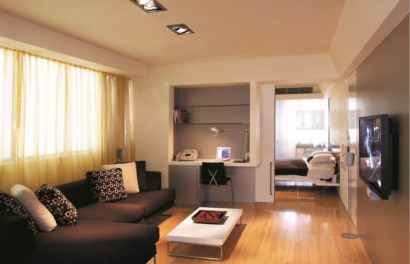 правила расстановки мебели в квартире