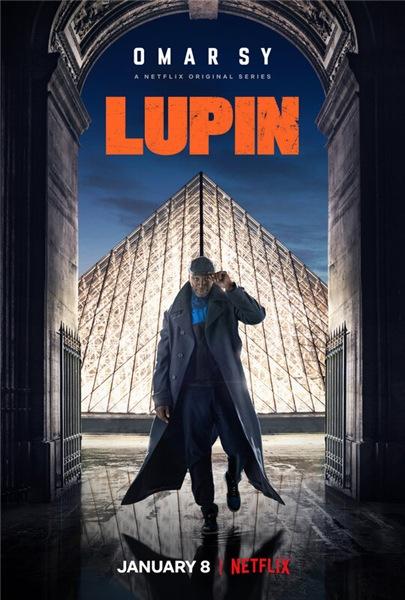 Люпен / Lupin [1 сезон] (2021) WEB-DLRip 1080p | HDrezka Studio