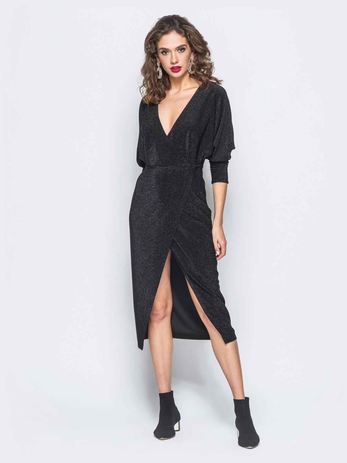 Черное платье в гардеробе женщины: модель на все случаи жизни