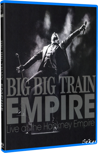 Big Big Train - Empire (Live At The Hackney Empire) (2020, Blu-ray)