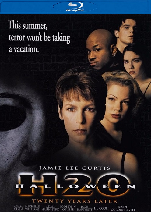 Хэллоуин: 20 лет спустя / Halloween H20: 20 Years Later (1998) HDRip-AVC | P | Open Matte