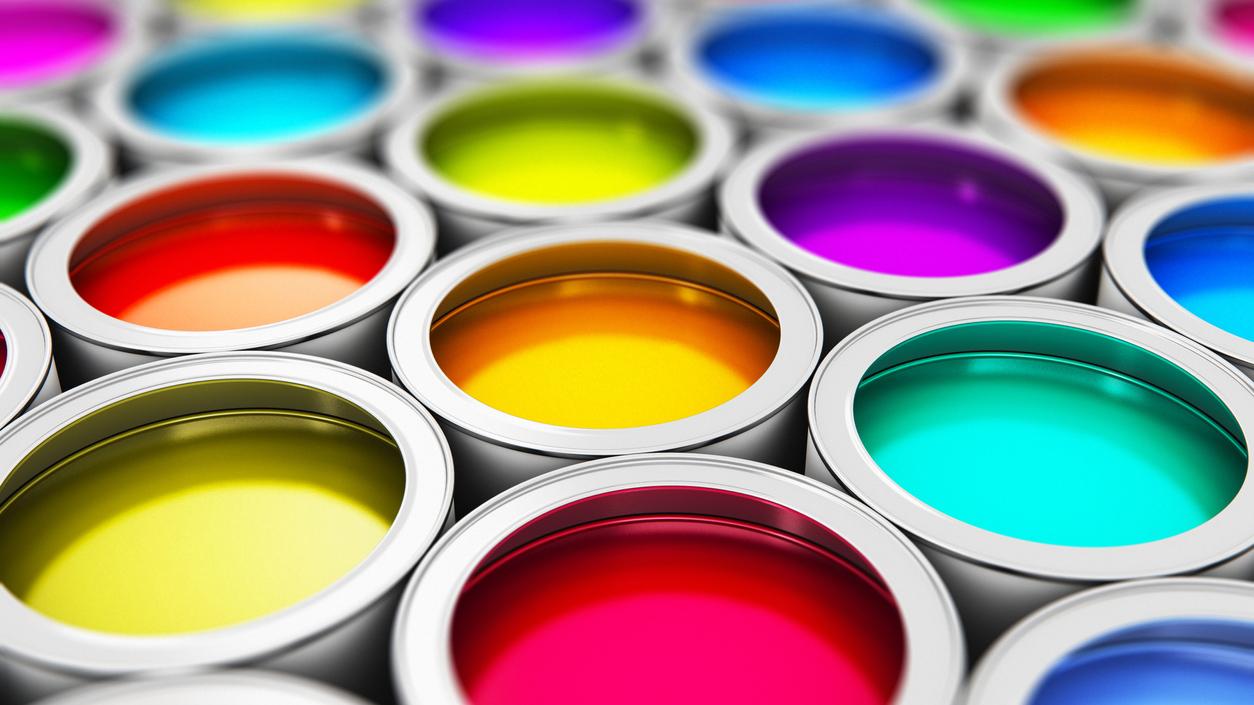 Все виды красок в одном магазине: для ремонта, творчества, декора, благоустройства и других задач