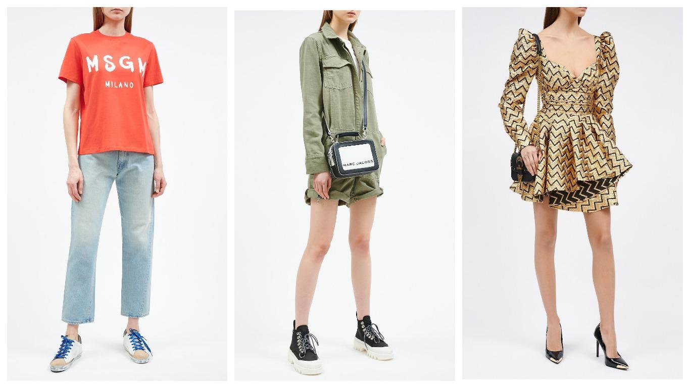 Магазин женской брендовой одежды Spazio: удобная платформа для онлайн-шоппинга