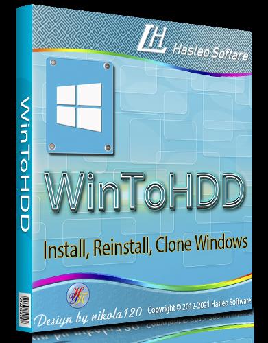 WinToHDD 5.0.2.0 Technician RePack (& Portable) by elchupacabra [2021,Multi/Ru]