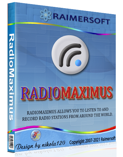 RadioMaximus 2.28.5 RePack (& Portable) by elchupacabra [2021,Multi/Ru]
