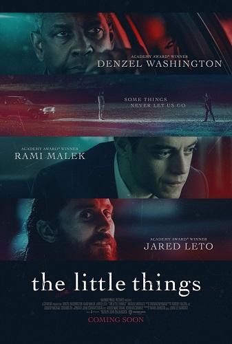 The Little Things 2021 HDRip XviD AC3-EVO