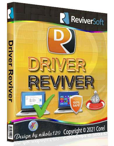 ReviverSoft Driver Reviver 5.36.0.14 RePack (& Portable) by elchupacabra [2021,Multi/Ru]