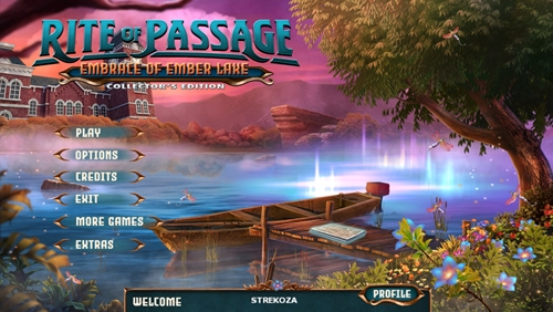 Rite of Passage 10: Embrace of Ember Lake Collectors Edition