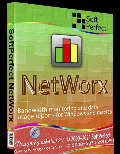 SoftPerfect NetWorx 6.2.9.21041 RePack by KpoJIuK [2021,Multi/Ru]