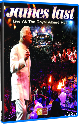James Last - Live At The Royal Albert Hall (2013, Blu-ray)