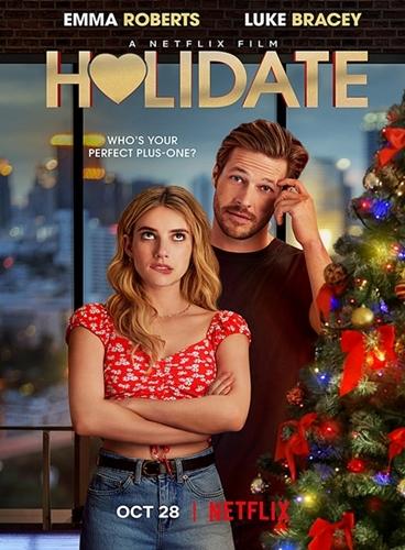 Пара на праздники / Holidate (2020) WEB-DL 2160p   HDR