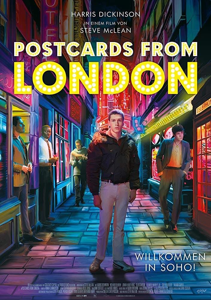 Открытки из Лондона