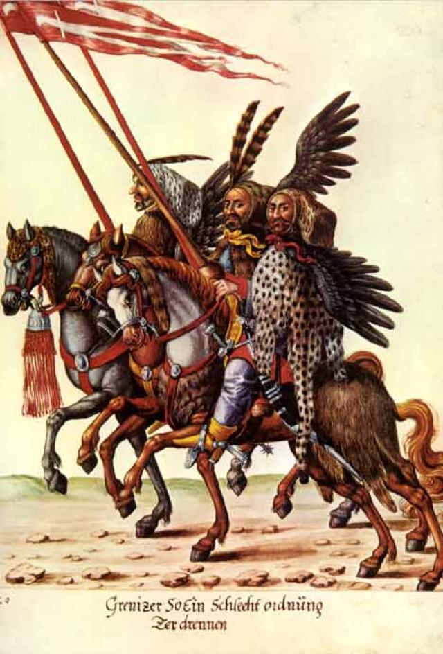 """О """"летучих турках"""" – предках «летающих поляков»"""