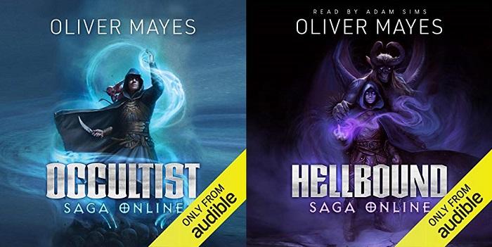 Saga Online Series Book 1-2 - Oliver Mayes