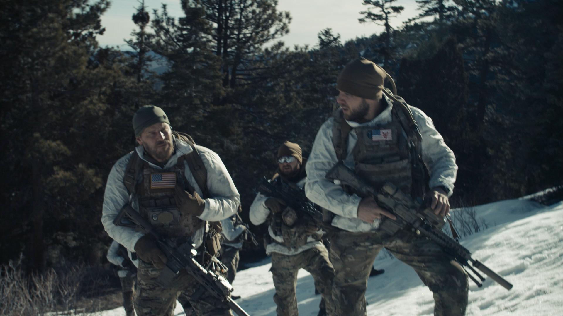 Изображение для Морские котики (Спецназ) / SEAL Team, Сезон 4, Серии 1-11 из 16 (2020-2021) WEB-DLRip 1080p (кликните для просмотра полного изображения)