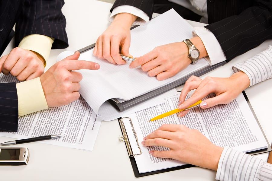 Юридична допомога при складанні договору