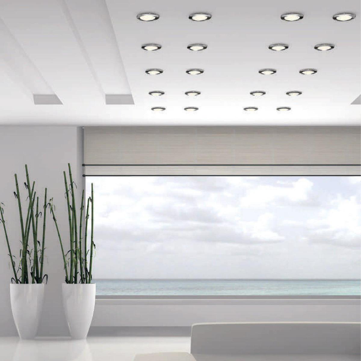 Какие бывают потолочные светильники
