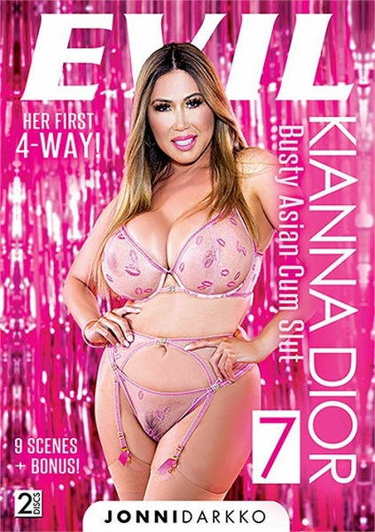 Кианна Диор- грудастая азиатская спермо-шлюха 7  |  Kianna Dior: Busty Asian Cum Slut 7 (2021) WEB-DL 720p