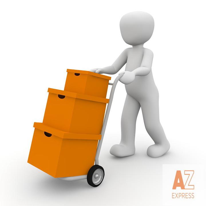 Служба экспресс-доставки AZ.EXPRESS – от фулфилмента до кросс-докинга