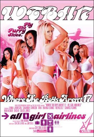 Vivid - Где нет парней 17 / Where the Boys Aren't 17 (2003) DVDRip