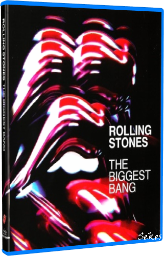 The Rolling Stones - The Biggest Bang (2007, Blu-ray)