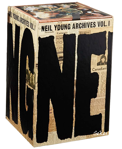 Neil Young - Archives Vol.1 (1963-1972) (2009, 10xDVD)