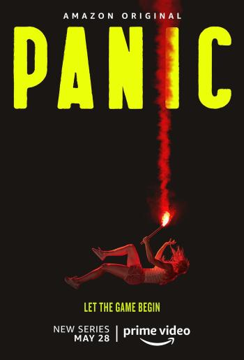 Паника / Panic [Сезон: 1] (2021) WEBRip 1080p | HDrezka Studio