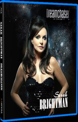 Sarah Brightman - Dreamchaser In Concert (2013, Blu-ray)
