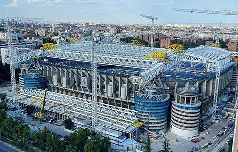 """СМИ: """"Мадрид"""" не обращался к """"Атлетико"""" с просьбой об аренде """"Ванда Метрополитано"""""""