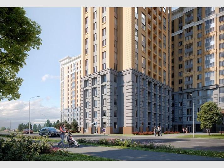 новостройки в Невском районе Санкт-Петербурга
