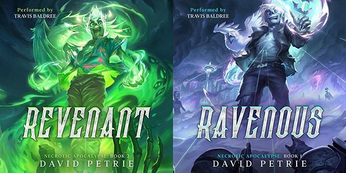 Necrotic Apocalypse Series Book 1-2 - David Petrie