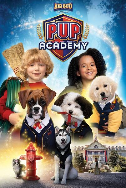 Щенячья академия / Академия щенков / Pup Academy [Сезон: 2] (2020) WEB-DL 720p   TVShows