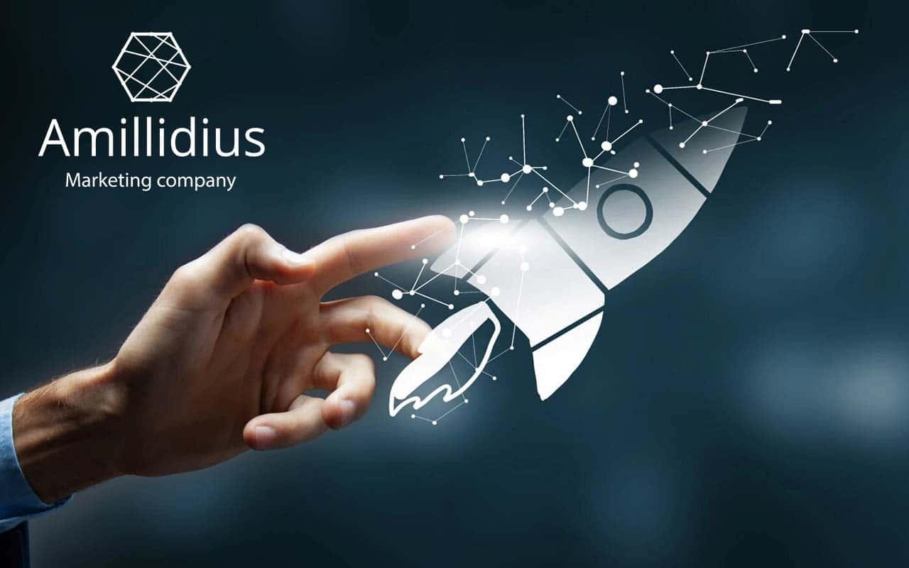 Амиллидиус: успешный онлайн-маркетинг