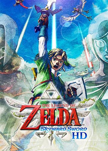 The Legend of Zelda: Skyward Sword HD+ Yuzu/Ryujinx Emus for PC