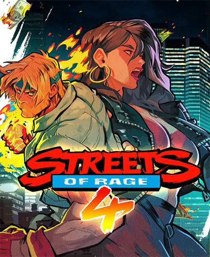 Streets of Rage 4 – v.07-s r13031 + Mr. X Nightmare DLC