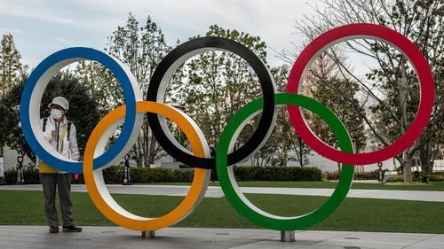 Олимпийские игры - Япония