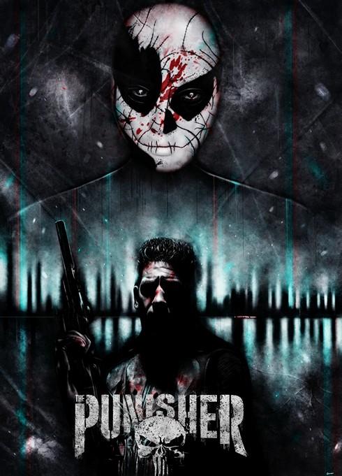Каратель / The Punisher [Сезон: 2] (2019) WEB-DL-HEVC 2160p | 4K | Dolby Vision TV | LostFilm, Jaskier, NewStudio, TVShows