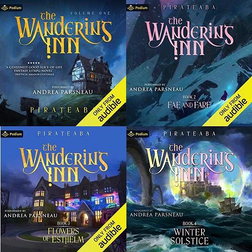 The Wandering Inn Series Book 1-4 - pirateaba