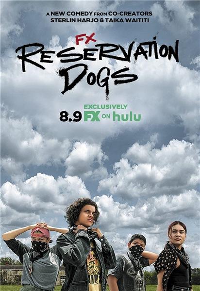 Псы резервации / Индейские псы / Reservation Dogs [Сезон: 1, Серии: 1-7 (8)] (2021) WEB-DL 1080p | LostFilm