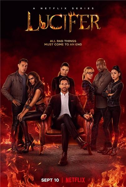 Люцифер / Lucifer [Сезон: 6] (2021) WEBRip 1080p | LostFilm