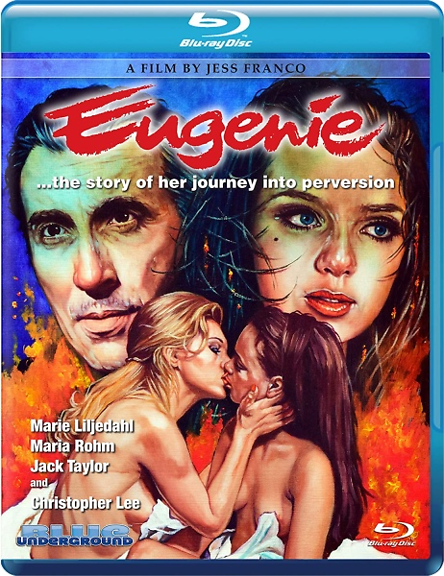 Южени / Eugenie / De Sade 70 (1970) BDRip-AVC от ExKinoRay | А