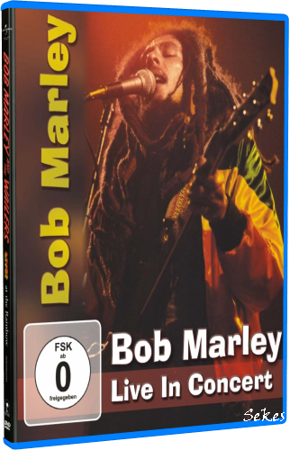 Bob Marley & The Wailers - Live In Concert (2012, Blu-ray)