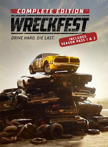 Wreckfest: Complete Edition – v1.280419 + DLCs + Bonus Content + Modding Tools